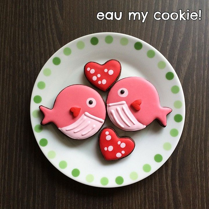 Whale You Be My Valentine Inspired By Sweet Sugarbelle Cookies