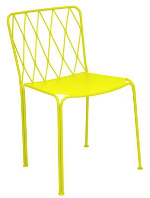 Chaise Kintbury Fermob Vert Made In Design Chaise Design Mobilier Jardin Mobilier
