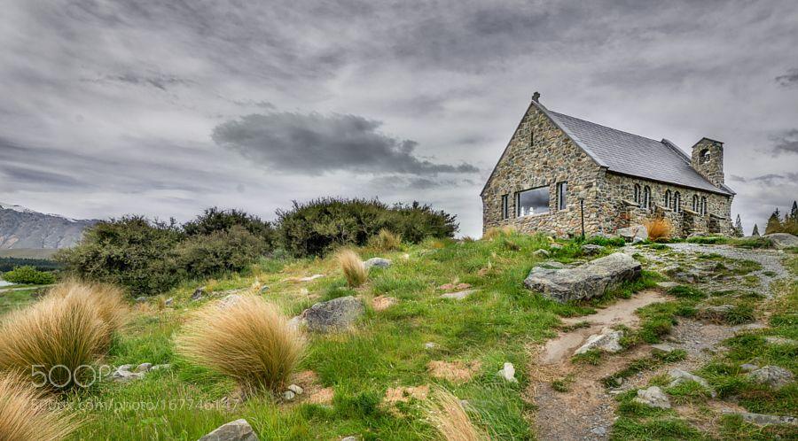 Small Church #fineart #sebastiangreenwood
