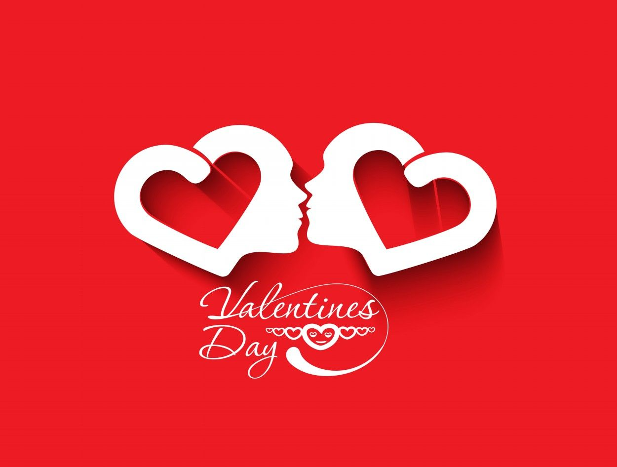 30 Happy Kiss Day Pictures Wallpapers For Lover Special: Happy Valentine's Day Wallpaper