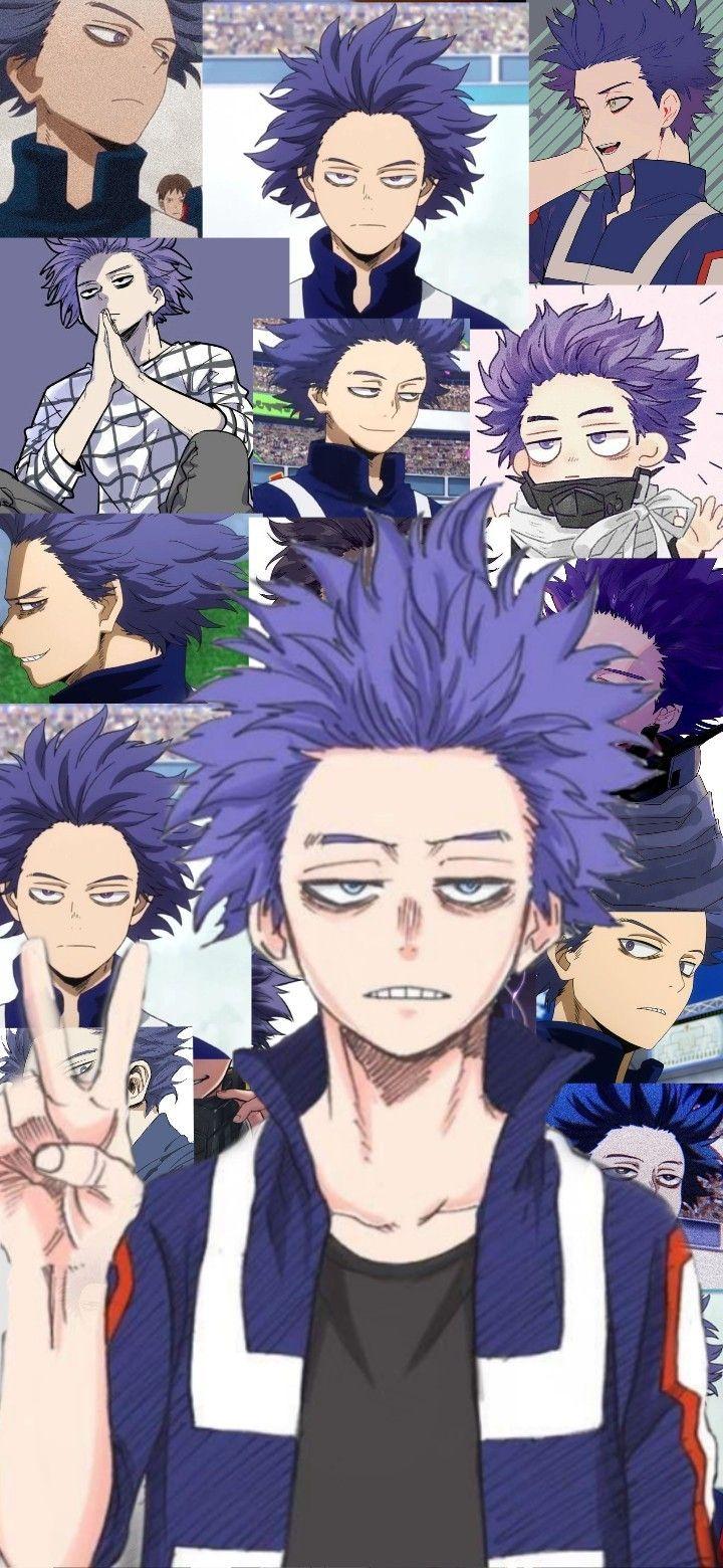 My Hero Academia Shinso Wallpaper