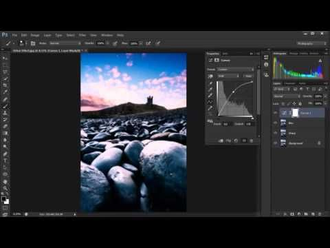 Photoshop Trick: Use Delicate Blur to Enhance Sharp Details