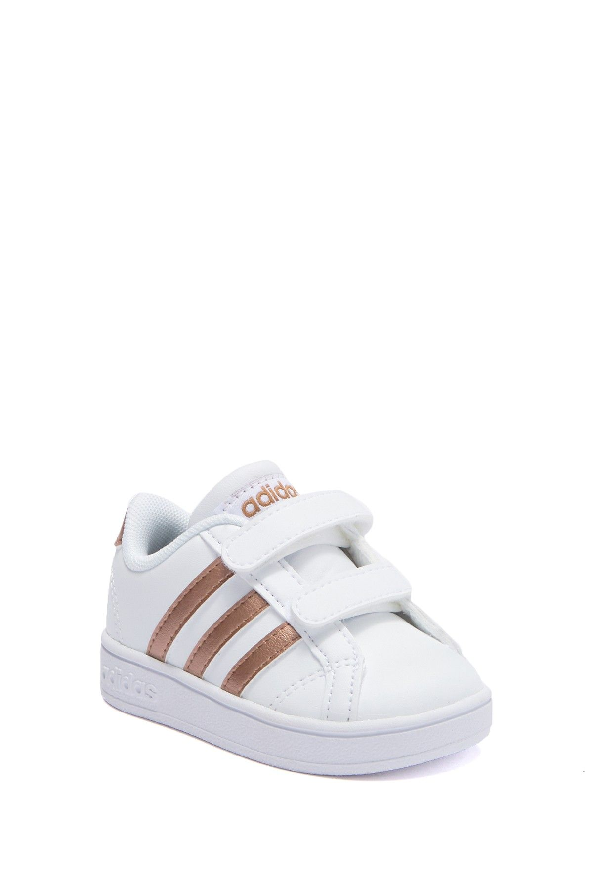 adidas | Baseline CMF Sneaker (Baby & Toddler | Cute baby