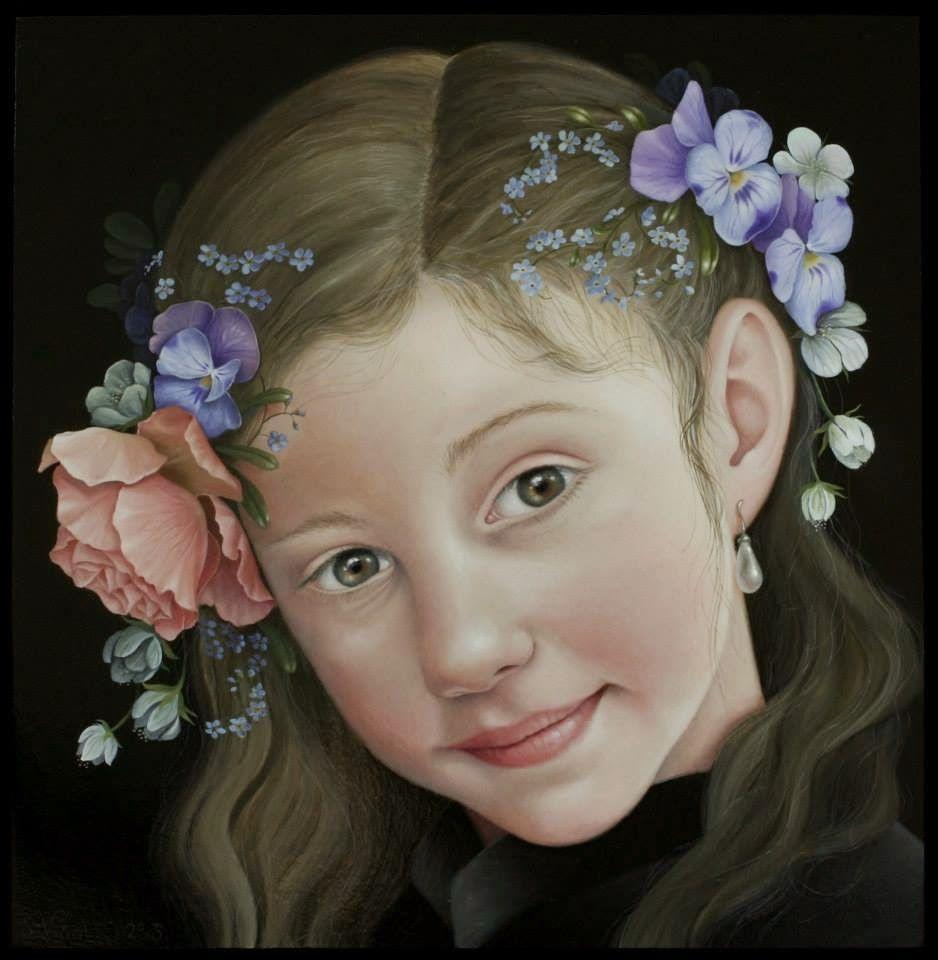Pinzellades al món: Il·lustracions de Suzan Visser: realisme infantil