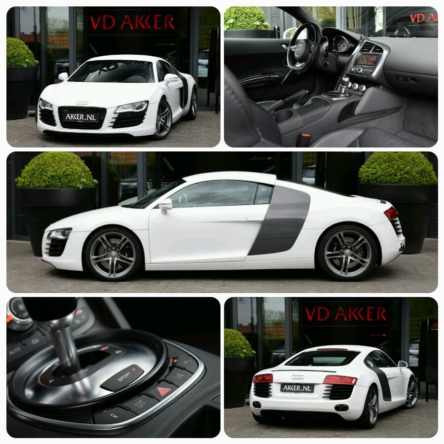 Audi En Audi R8