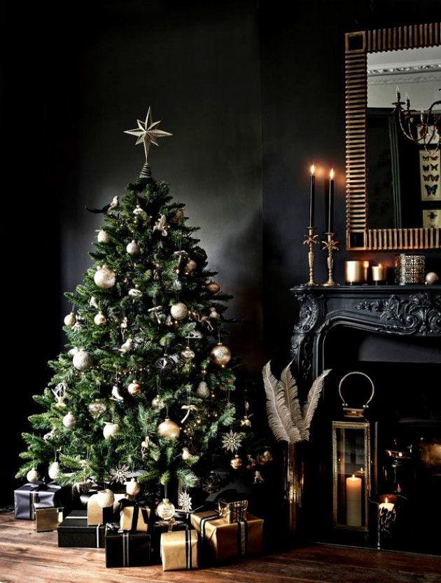 12 gyönyörű természetes karácsonyi dekoráció