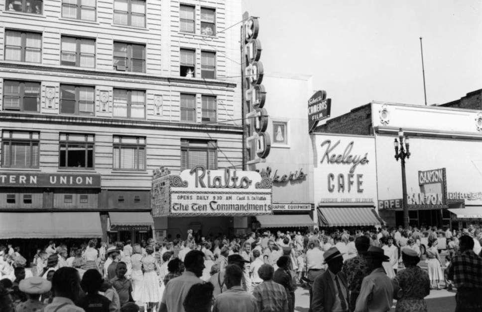A look back salt lake citys old movie theaters salt