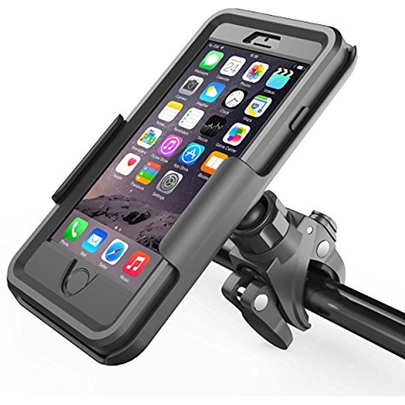Bike mount for otterbox defender case iphone 6 plus 55
