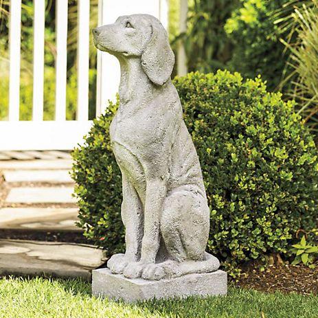 Marvelous Statue · Garden Dog Statue