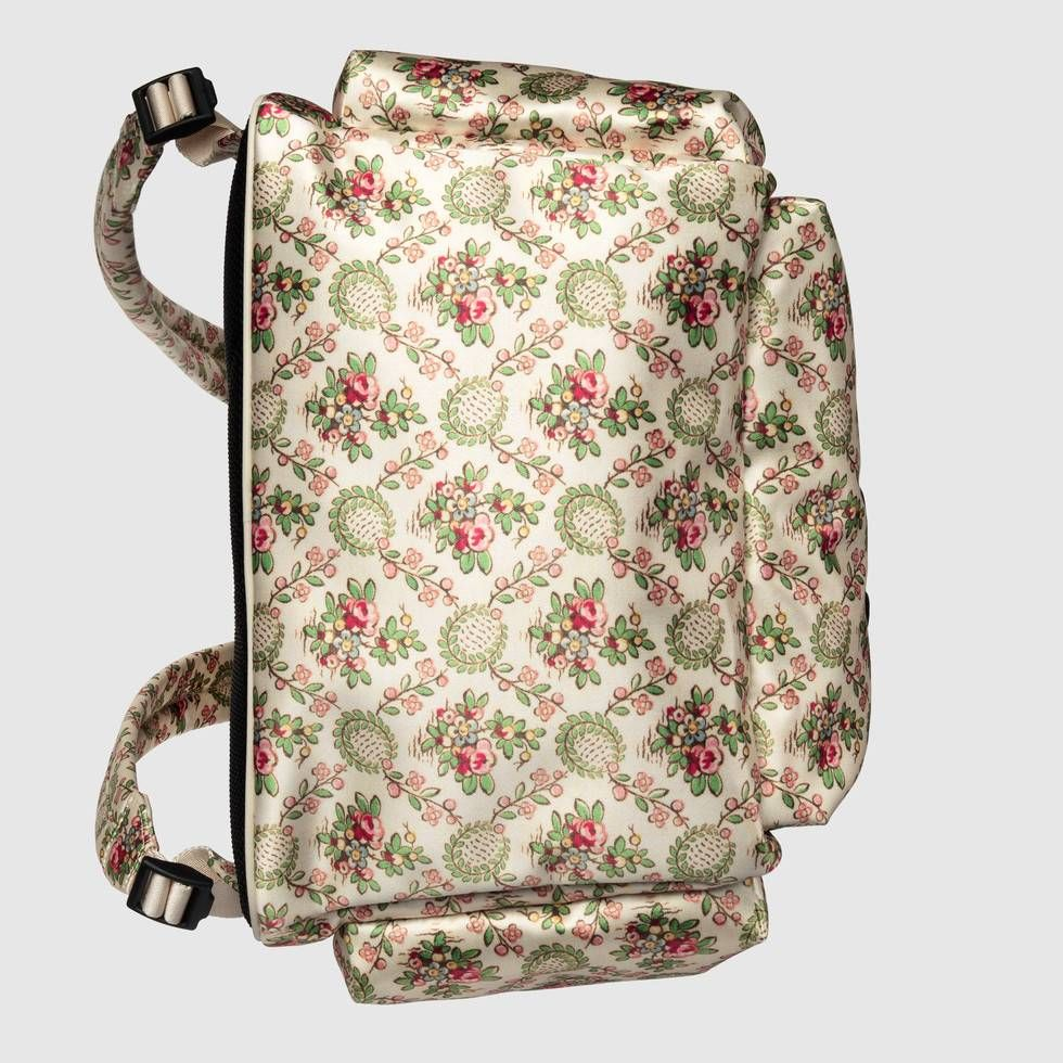 721a233e122 Shop the Large backpack with NY Yankees™ patch by Gucci. Inspired by the  Creative