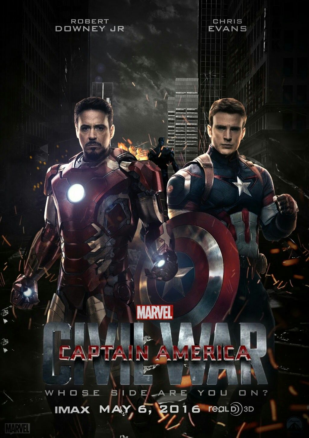Captain America The Winter Soldier Movie Poster Fantastic Movie