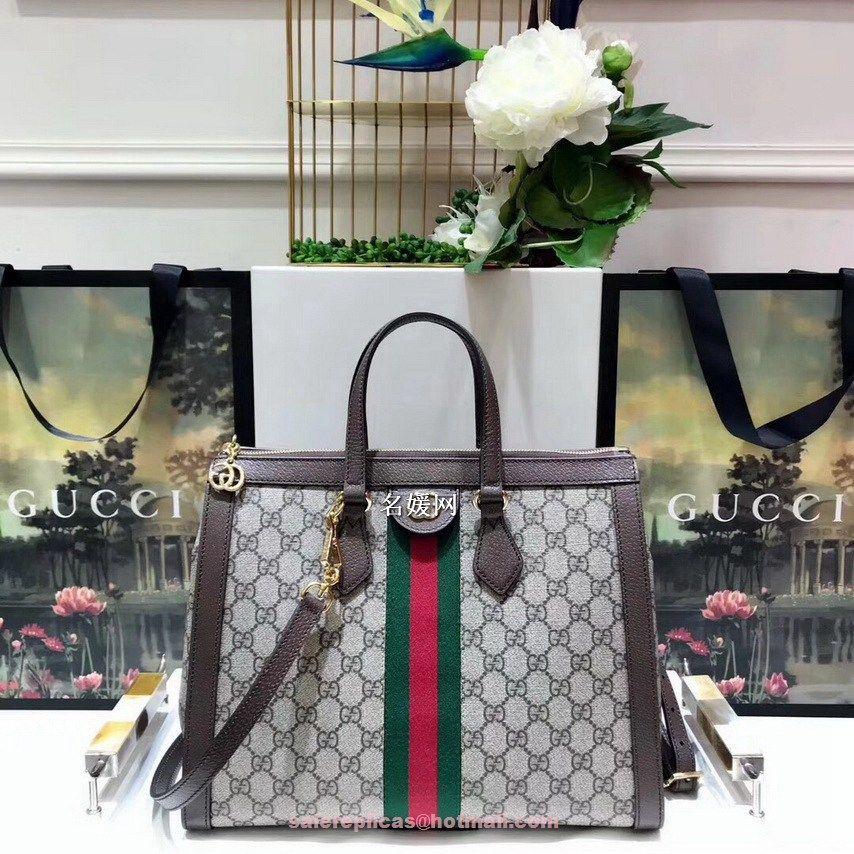Gucci Ophidia GG medium top handle bag 524537 1  a1809cc48f4