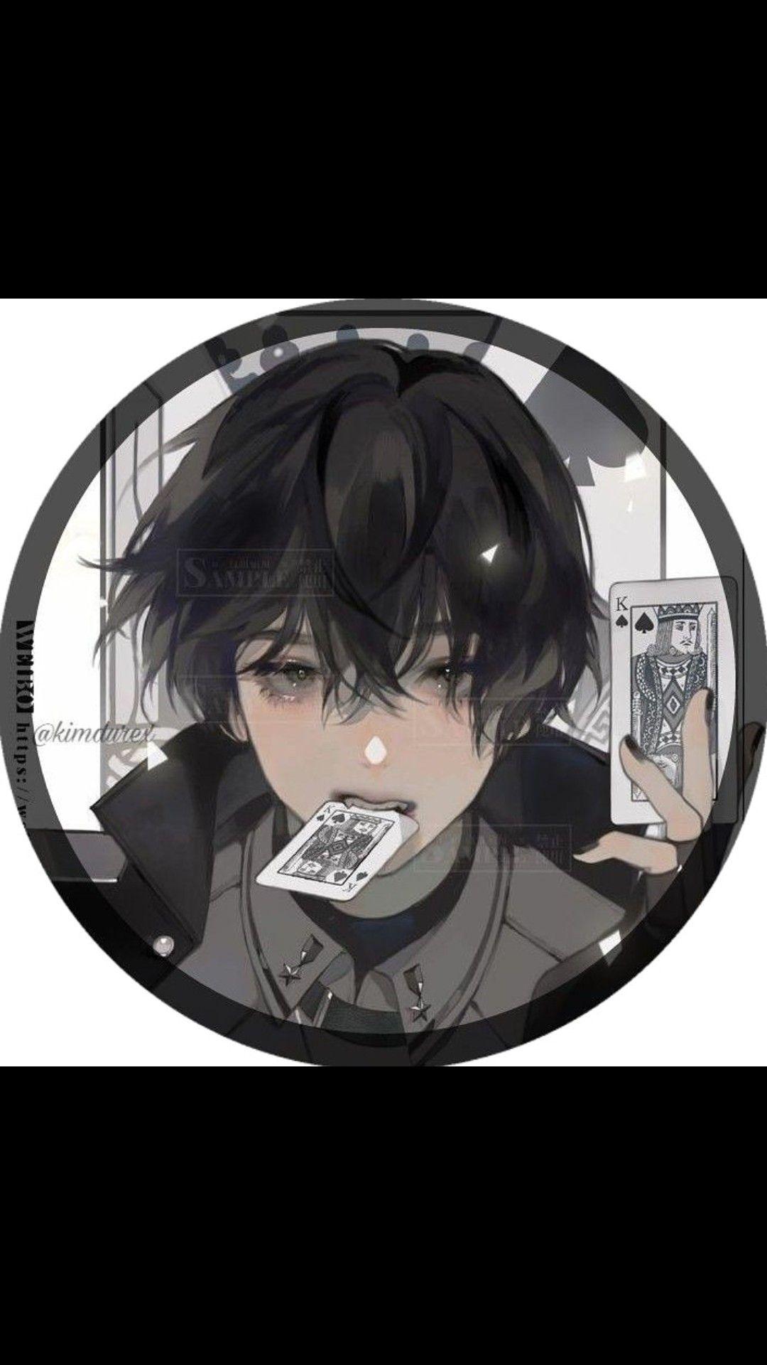 افترات انمي Anime Icons Cute Anime Character Dark Anime