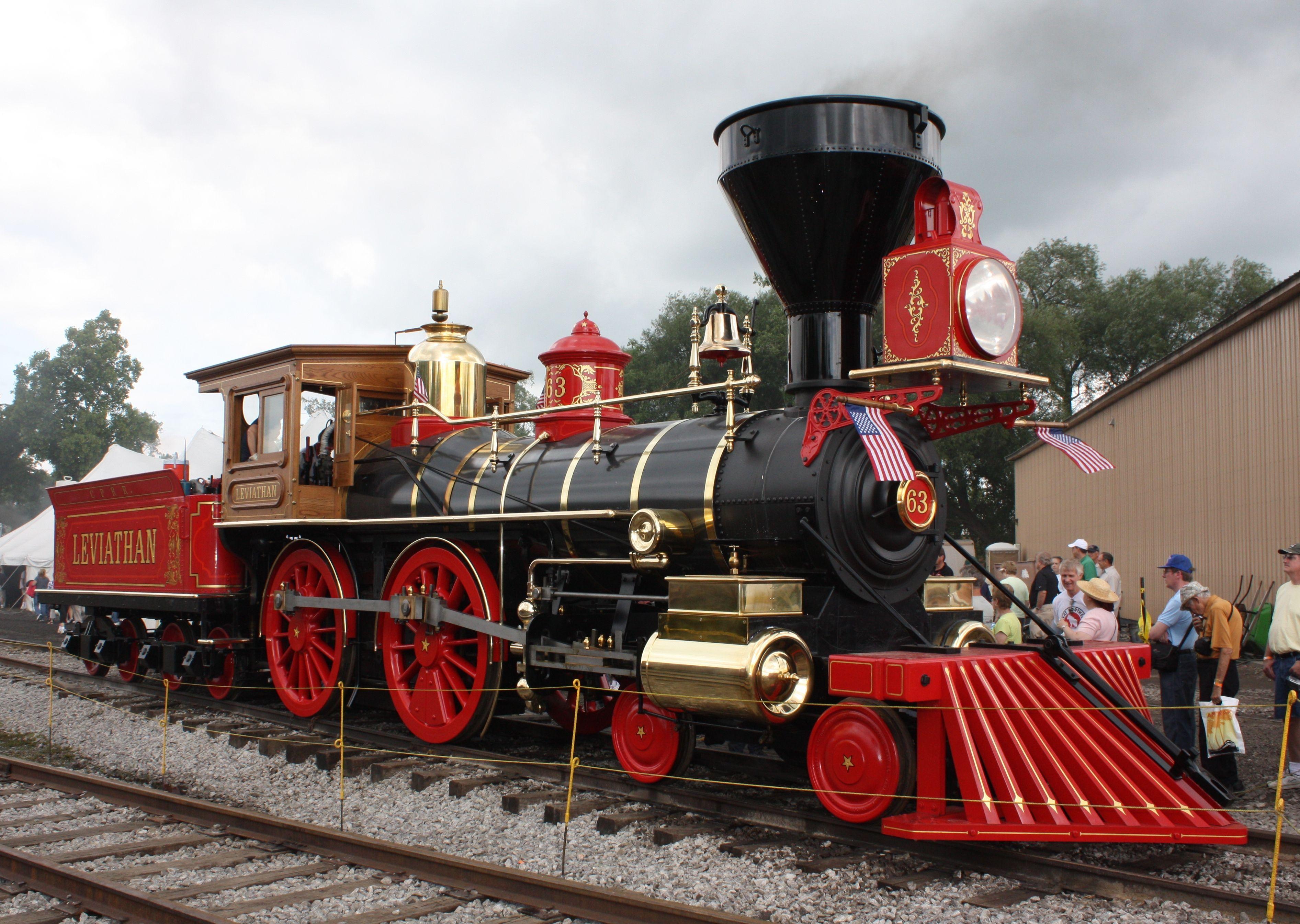 Image Gallery locomotive train steam engine