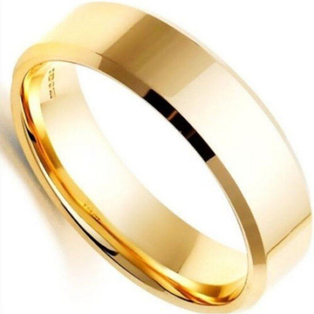 Cooool waterproof stainless steel wear finger wedding ring ordinary