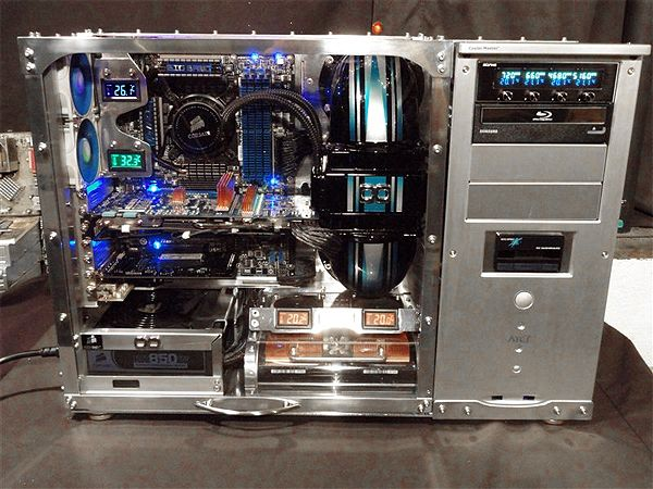 Awesome PC mod Techy Pinterest PC, Tech and Custom pc