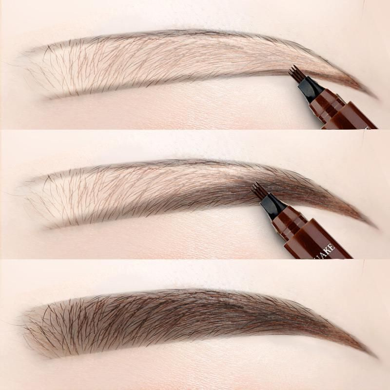 4 Points Eyebrow Pen