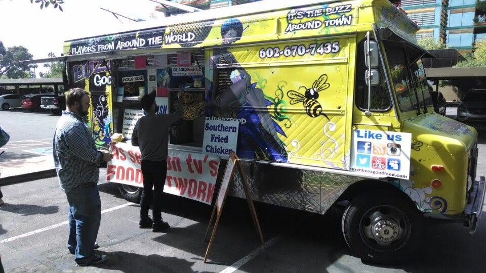 Buzznbeez Good Food Truck In Phoenix Az Food Worth Eating