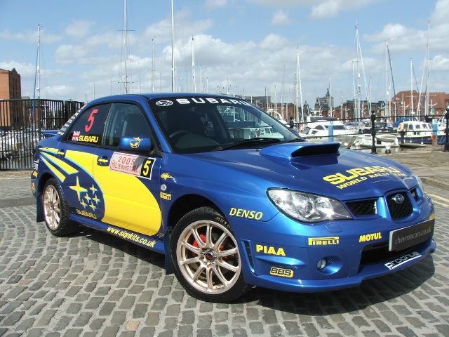 Sti S206 For Sale Production Version Sports Car Engineering Vehicles