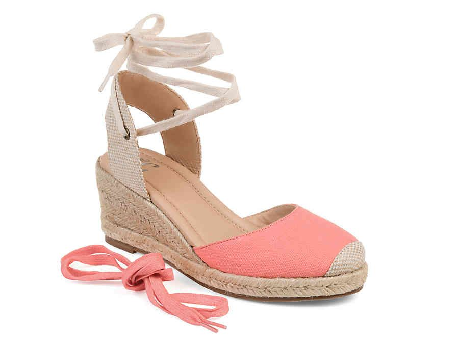 a32387f81cd06 Journee Collection Monte Espadrille Wedge Sandal Women's Shoes   DSW ...