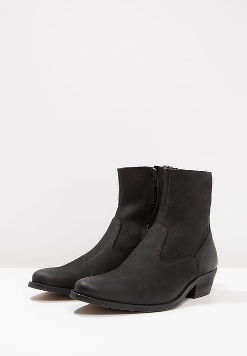new york 743bd a0639 Shoe The Bear ENZO - Cowboy/Biker boots - black for £164.99 ...