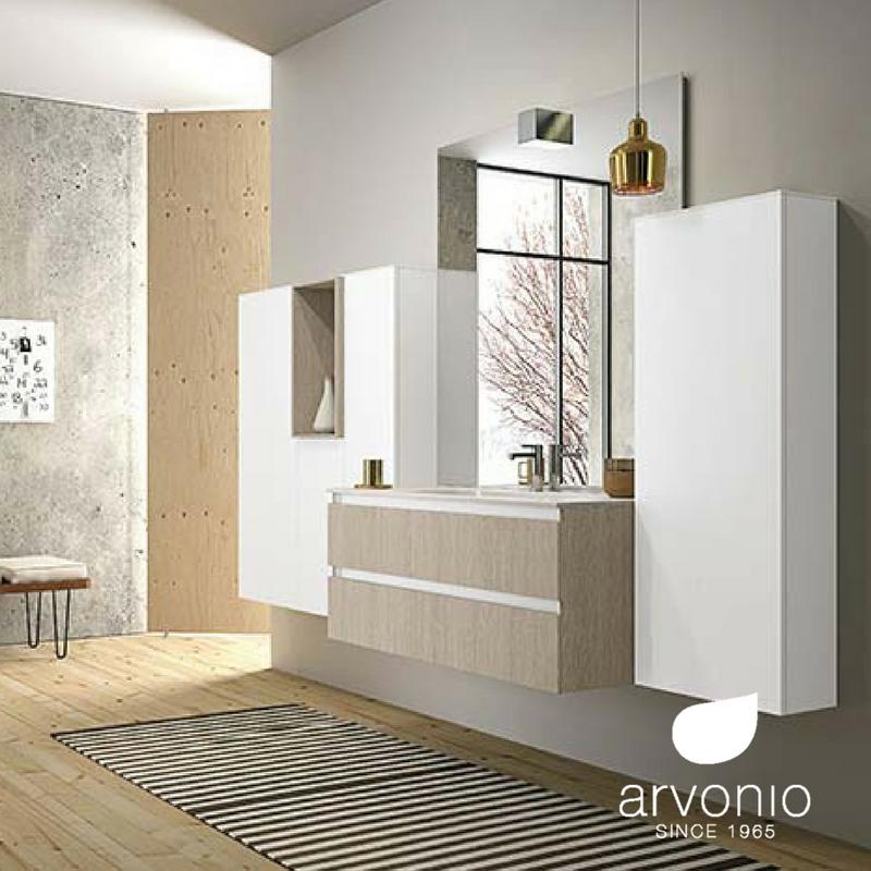 Rubinetteria Bagno Napoli.Candore E Classe Azienda Altamarea Bath Linea Modo