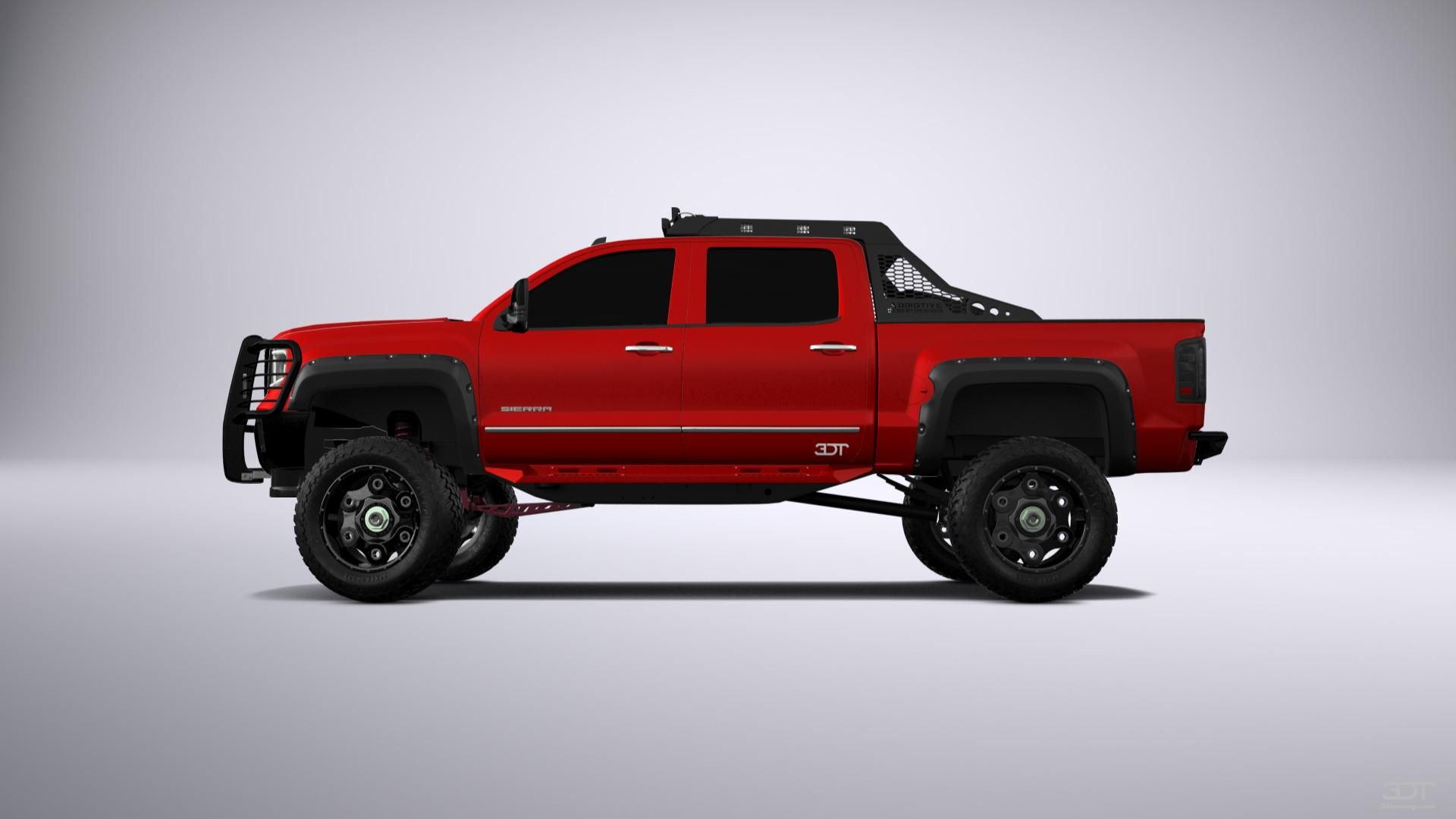 Checkout My Tuning Gmc Sierra 2014 At 3dtuning 3dtuning Tuning