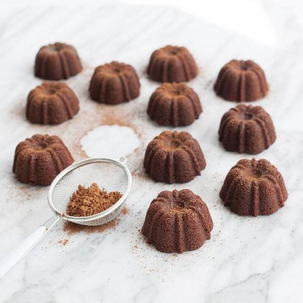 Mini Bundt And Brownie Pan By Nordicware Brownie Pan Nordic