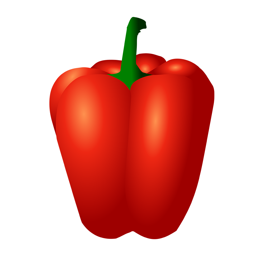 Free download high quality bell pepper png vector