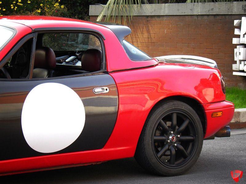Carbonmiata Hardtop Spoiler For Na Nb Mazda Miata Mx 5 Topmiata Miata Mazda Miata Miata Hardtop