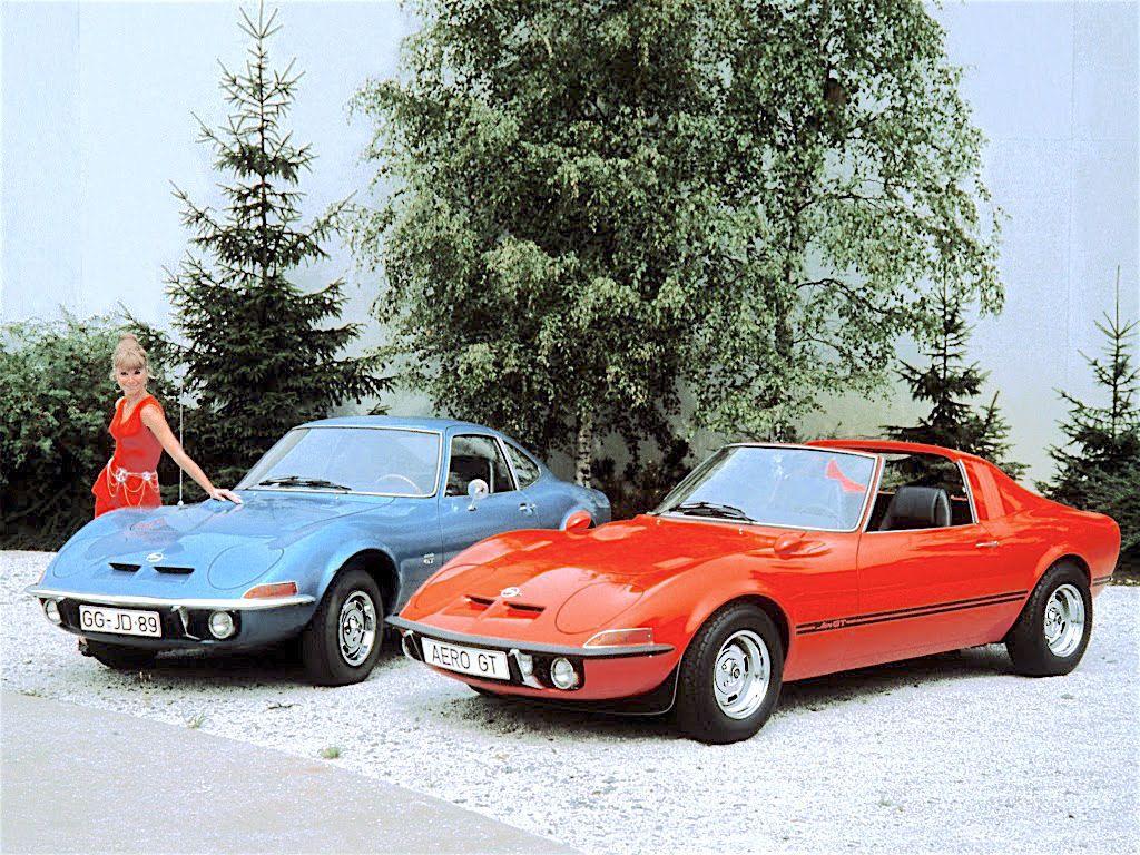 1969 opel gt opel aero gt concept car flickr photo sharing