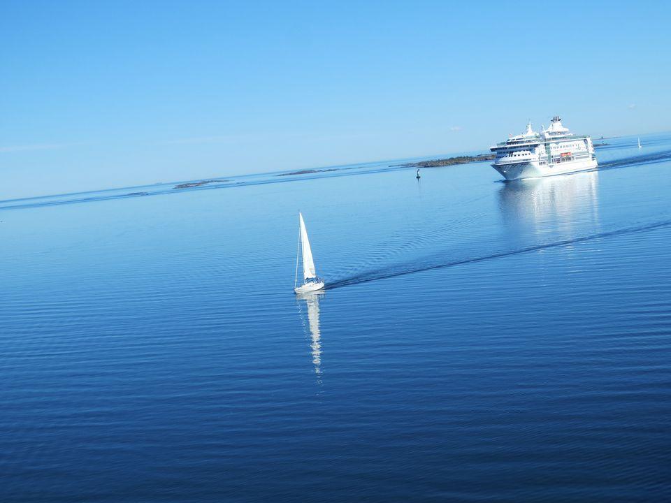 Summer day enchantment cruise in the Åland archipelago Kirsti Ketonen, Finland