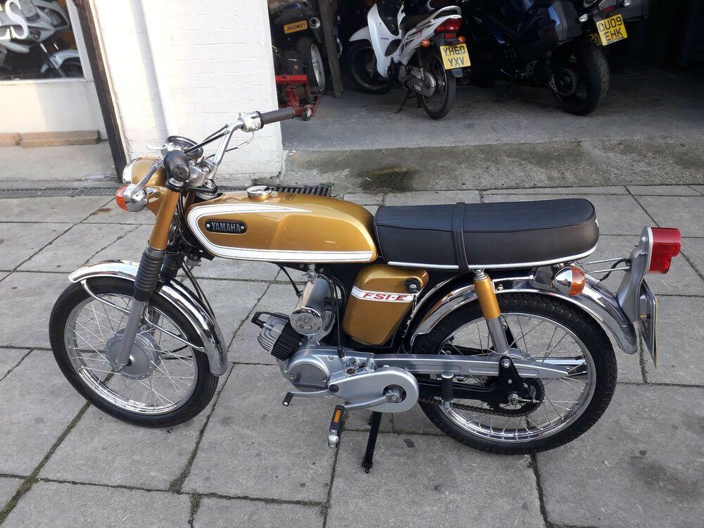 eBay: YAMAHA FS1E 1974 | Motorcycling | Pinterest | Yamaha