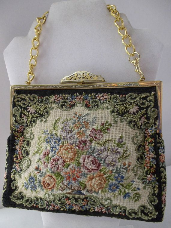 Heiress Collection Petit Point Fine Lady's by MaisonettedeMadness