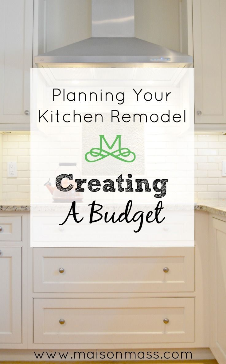 How much should you spend on your kitchen remodel? Find out three ...