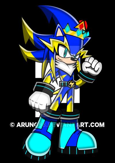 Pin By Riker Nemetesk On Sonic Hedgehog Sonic Adventure Jolt