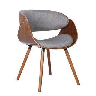 dark walnut cherner style stacking chair set