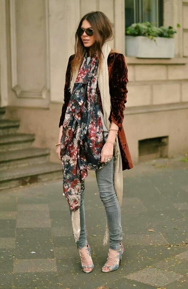LOOOve this look.