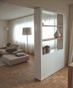- #raumtrenner   Raumteiler regal wohnzimmer, Raumteiler ...