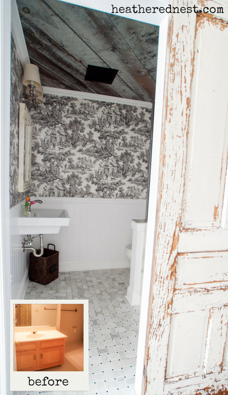 Throw In The Towel LowBudget DIY Bathroom Ideas Toile Nest - Big towels for small bathroom ideas