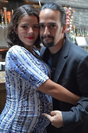 Vanessa Nadal And Lin Manuel Miranda Wedding Lin Manuel Miranda Lin Manuel Miranda Wedding Hamilton Lin Manuel Miranda