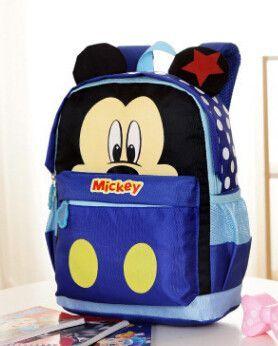 6dfa8e1cb8f 2017 Cartoon Mickey children backpacks kids kindergarten backpack kid  school bags Satchel for