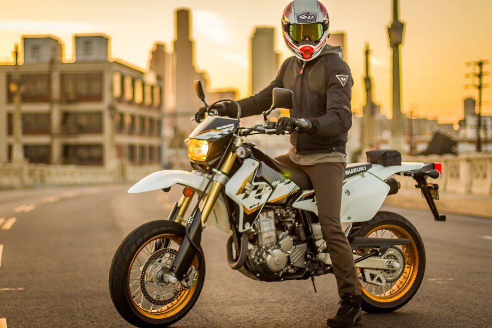 2015 Suzuki DRZ400SM review Cool dirt bikes, Drz400
