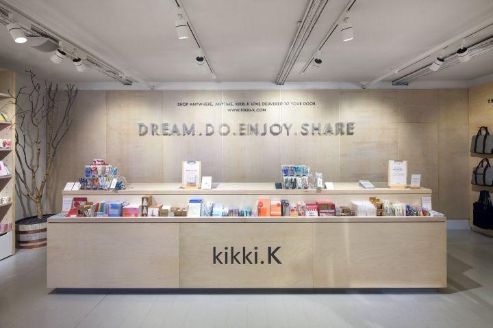 Global Swedish Design Brand Kikki K Has Made Its First