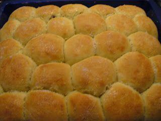 Due uova strapazzate: Danubio con panini al latte con il bimby