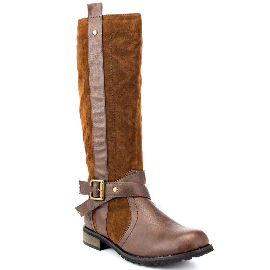 Golman - Brown  Promise Shoes