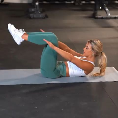 Upper Abs  #upperabworkouts