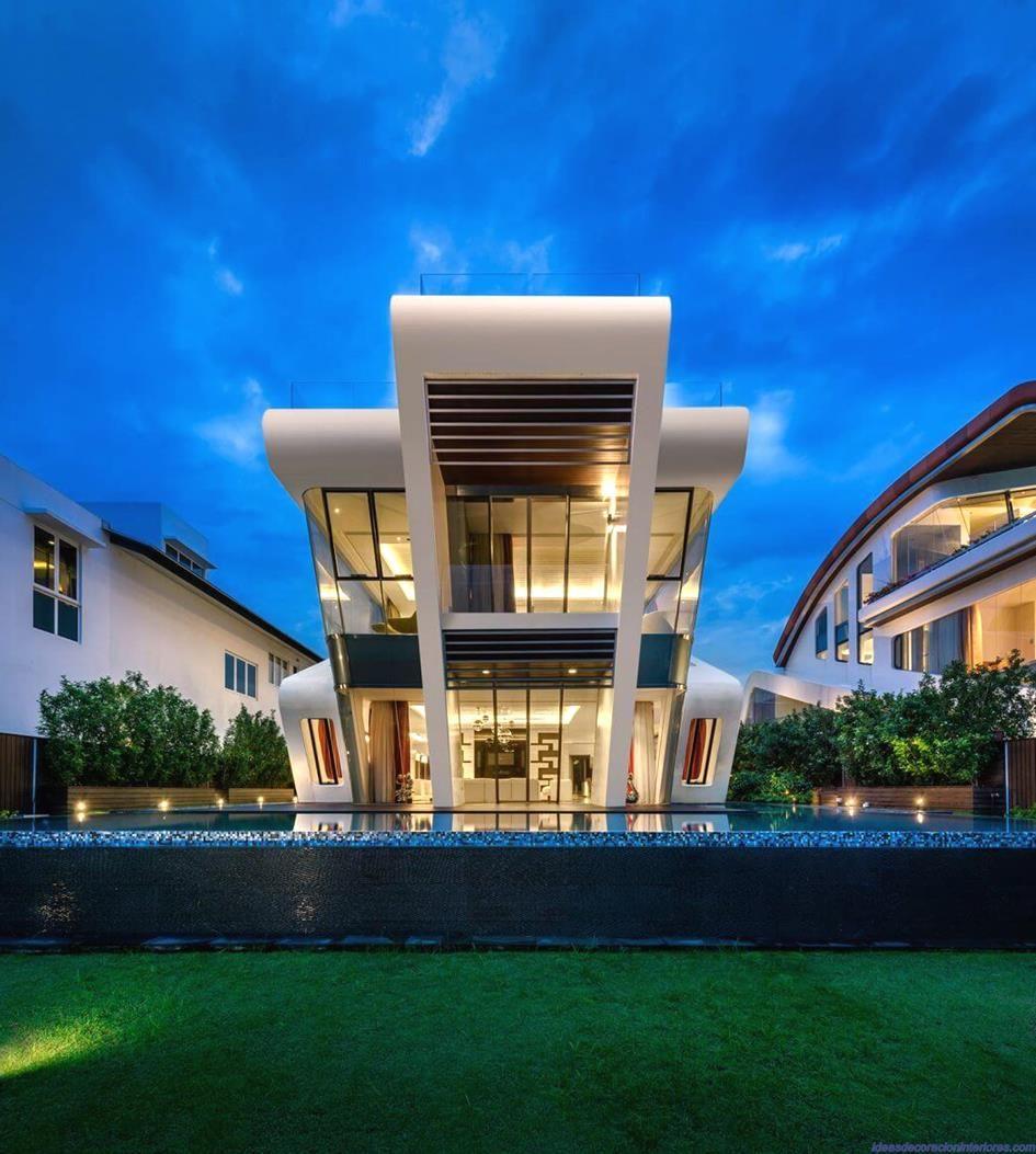 Villa Mistral Mercurio Design Lab Singapore Https