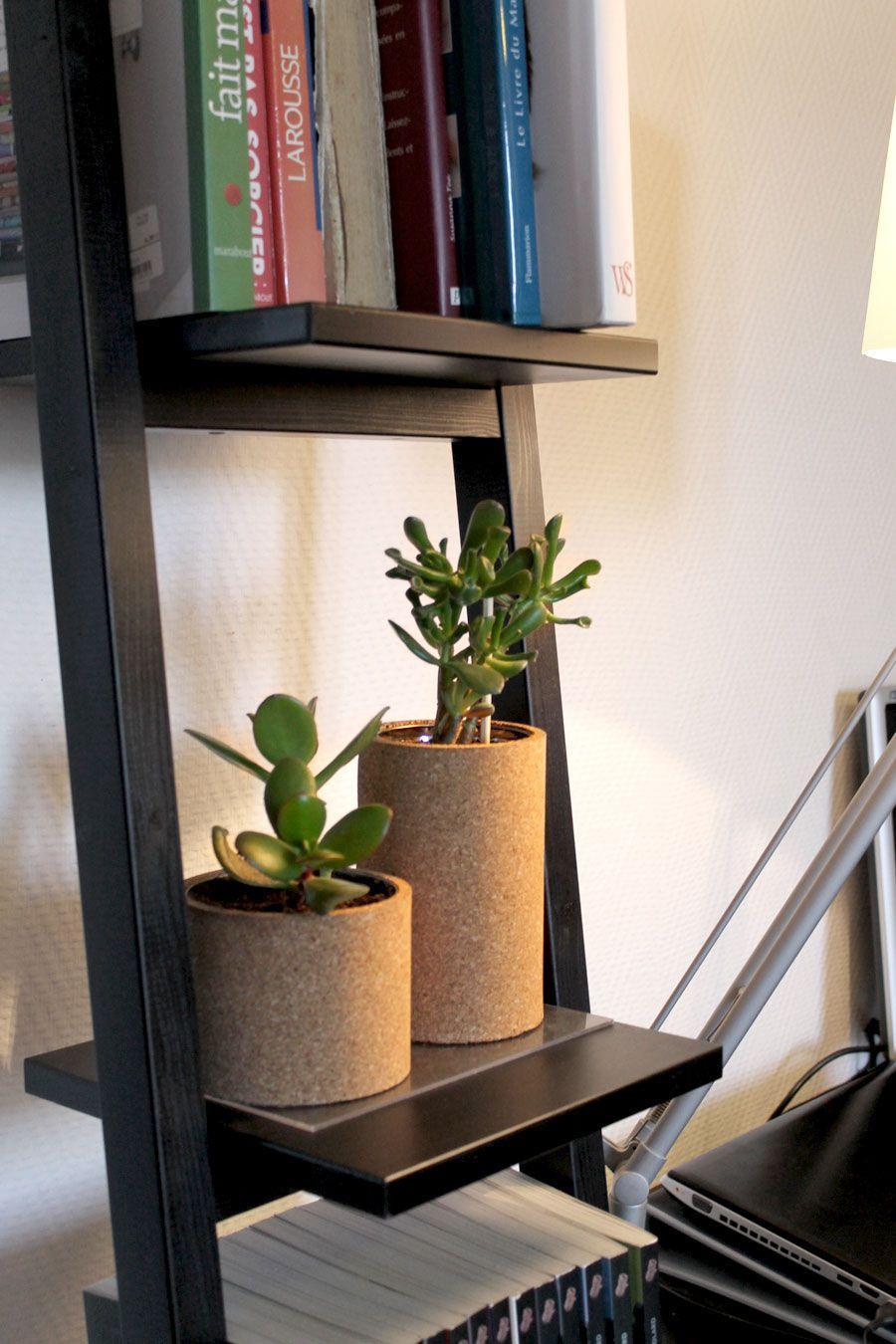 Des Pots De Fleurs En Liege Des Idees Deco Pour Utiliser Le Liege Deco Pot De Fleurs Liege