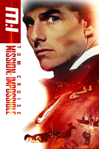 Mission Impossible The Start Of The Action Adventure Hit Series Starring Tom Cruise Now In Mission Impossible 1 Mission Impossible Mission Impossible 1996